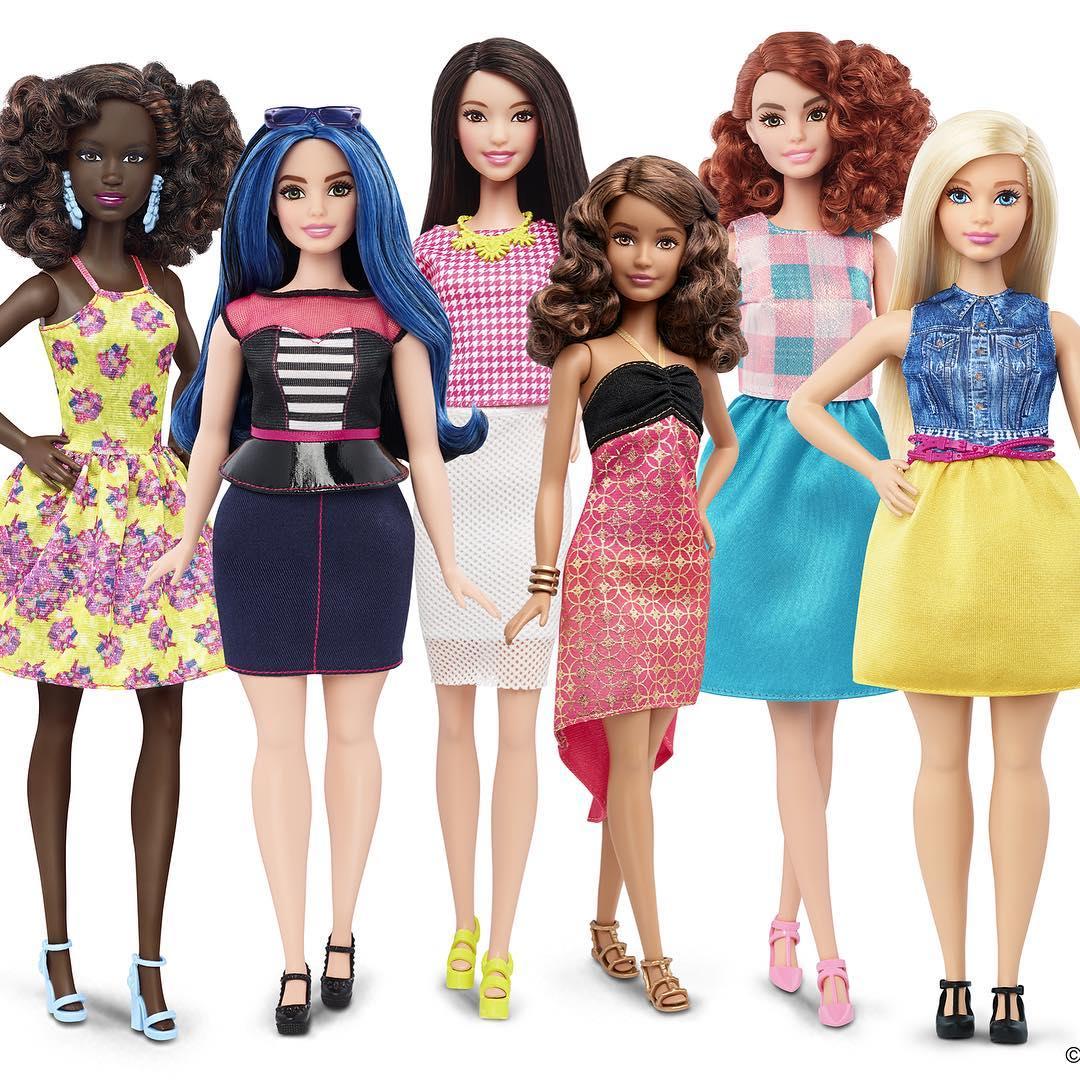 進化した新世代バービー人形に学ぶ「自分らしい美しさ」
