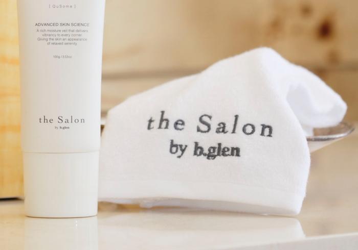スキンケアの先にある美しさを育む「the Salon by b.glen」~オリジナルマスク~