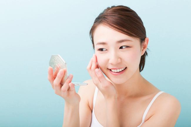 素肌をレベルアップ!  化粧下地がこんなに大切だとご存知でしたか?