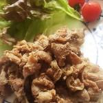 ケトジェニックダイエットで食べる「ラム肉のしょうが焼き」