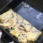ケトジェニックダイエット第4弾「もずくとしらす入り卵焼き&手作りケチャップ」
