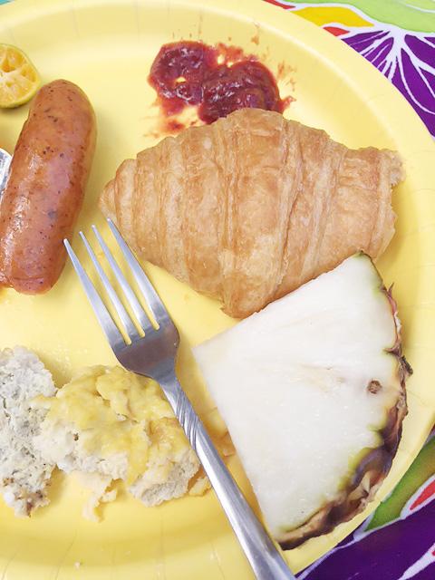 オアフからビッグアイランドへ、癒し&ハッピーを探す旅2016 「ボルケーノで、朝食を」