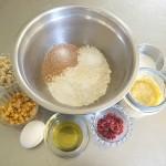 NY風レシピ「ゴジベリーとキヌアのお食事マフィン」