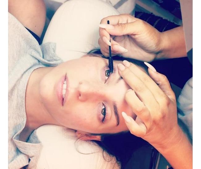 ナチュラルな美まつ毛が実現すると話題のケラチン・アイラッシュ・リフトを体験
