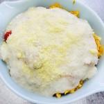 スタミナ回復レシピ「長芋のベジダブルドリア」