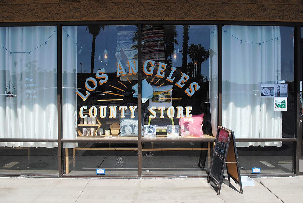 """アパレルも雑貨も、アートも! LAで""""ショップ・ローカル""""が静かなブームに"""