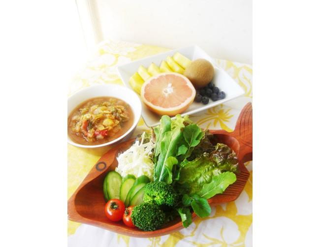 デトックススープ&サラダ7日間メニュー