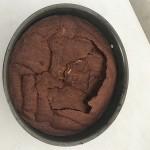 チョコレートとチーズの魔法をあの人へ「ゴルゴンゾーラのチョコレートケーキ」