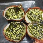 血液サラサラレシピ「モリンガ入りガーリックオイルで作るローストオニオン
