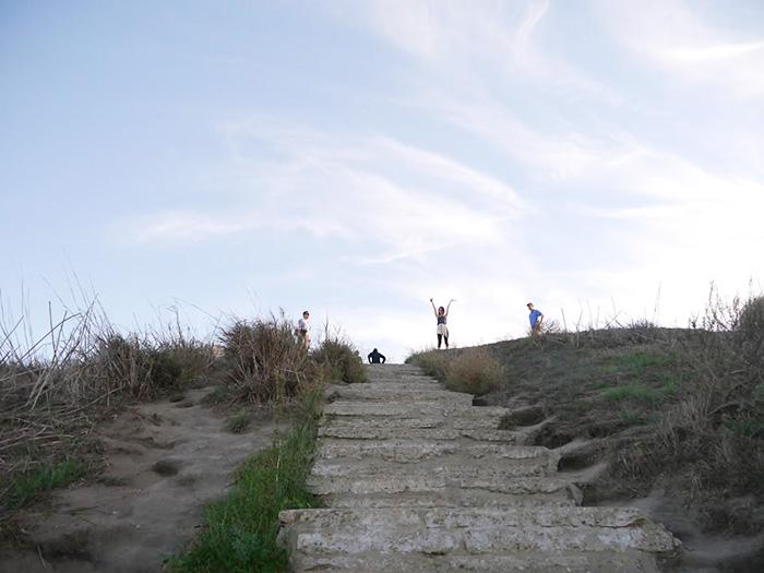 階段エクササイズが体にいい理由を、「ステップジョッキーサイエンス」というウェブサイトが紹介しています。