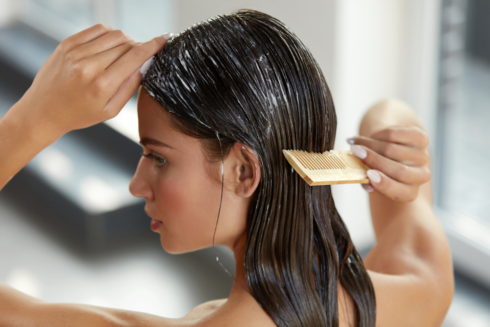 体の中から美しい髪を育てる食事法