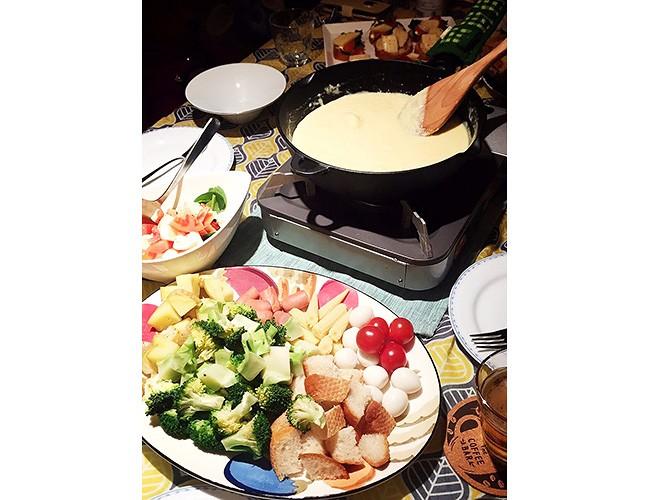 ダブル発酵食品で美肌を手に入れる!「味噌とチーズのフォンデュ」