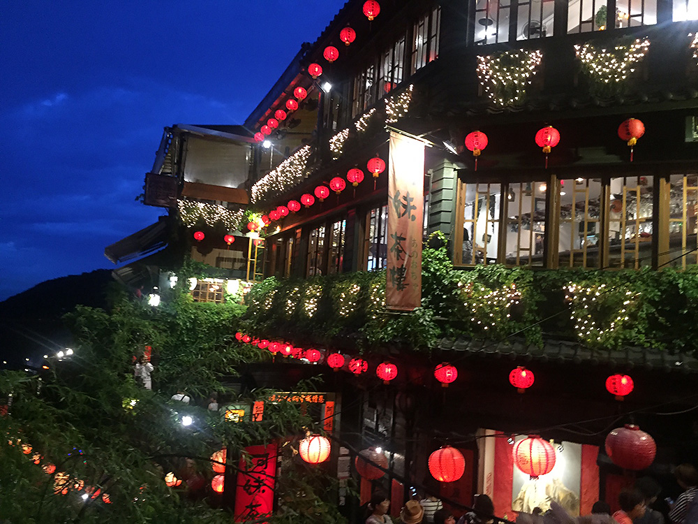 「特別な想いの母娘台湾旅行」第2回目