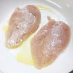 「ロカボ食」レシピ「チキンソテーレモンクリームソース」