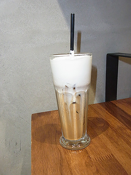 コーヒーの淹れ方も上手で、どこで飲んでも美味しかったです。