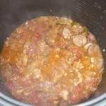 炊飯器で簡単調理!スパイシーレシピ「ジャンバラヤ」