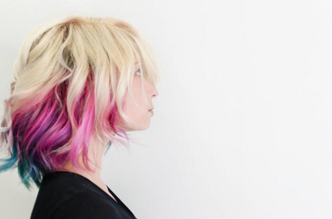 セレブだけじゃない! アメリカで大人気!2017年人気沸騰中のユニコーンヘア