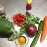 酵素のチカラで体の中からキレイになる「簡単ソムタム(青パパイヤのサラダ)」