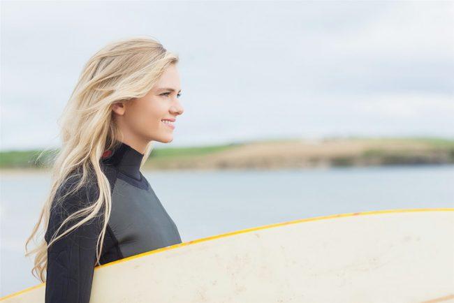 話題の「サンドボックスフィットネス」で、真冬のサーフィンも寒くない⁉︎