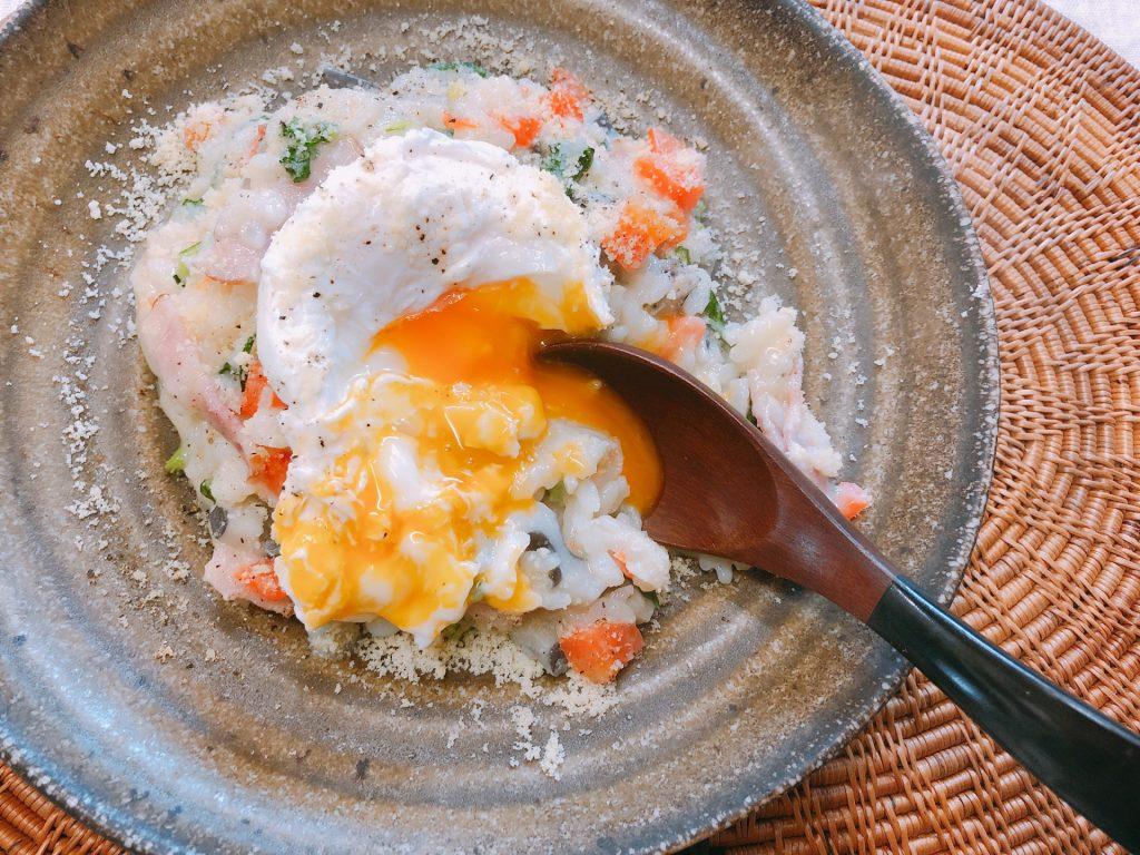 温活のすすめ!体を温める食べ物シリーズ第4回目「根菜のオイルリゾット」