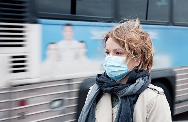 肌が鬱になる? 大気汚染物質に要注意!