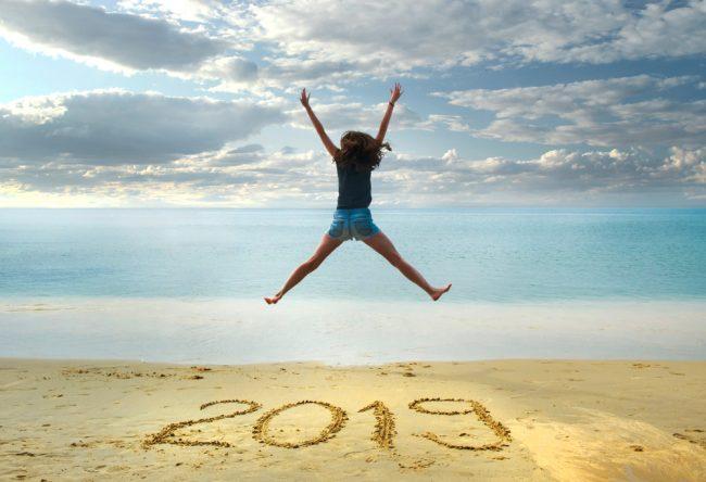New Year. New Me! リニューアル!ウィークリーメール