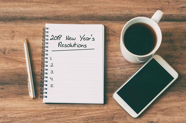 ダイエット成功?語学力向上?今年こそ新年の抱負を維持する方法