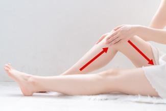 「筋膜セルフマッサージ」で顔も体もリフトアップ