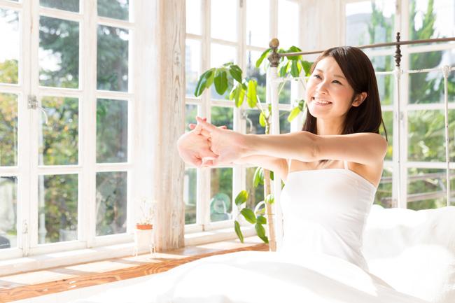"""朝が変わると、一日が変わる!春から始める""""美に効く習慣"""""""
