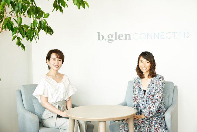 「もっとキレイになれる方法」ダイエット美容家の本島彩帆里さんのインタビュー「b.glen CONNECTED」Vol.2