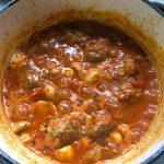 脂肪燃焼に役立つ「牛赤身肉」を使った「モロッコ風ミートボール」