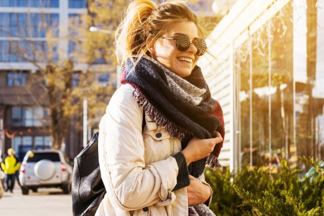 紫外線対策で冬でも美肌キープ!生活習慣改善でUVケア