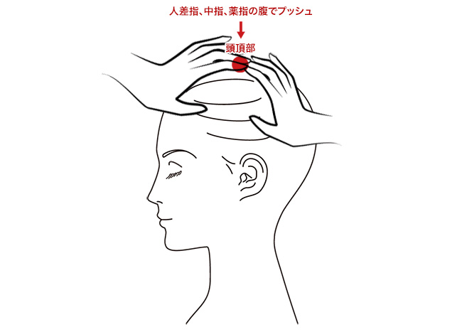 顔が引き上がる!美肌に導く「頭皮マッサージ」のやり方