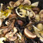 お腹スッキリ・食物繊維タップリ「キノコの極旨コンフィ」