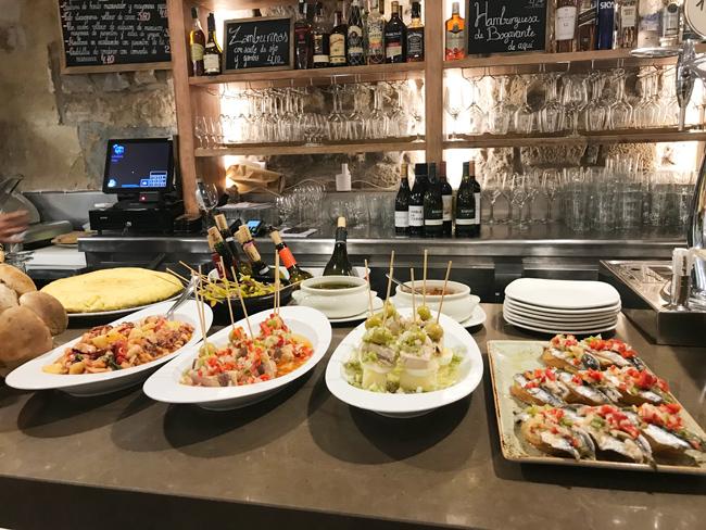 「美食の街・スペインのバスクに行こうよ!」第1回:旅路編