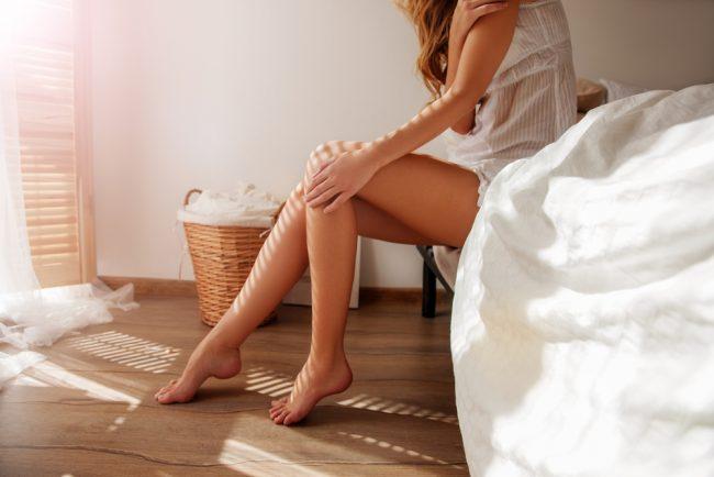 【動画美容講習④】サロン発!むくみ・セルライトに効く脚痩せマッサージ パート1:足首