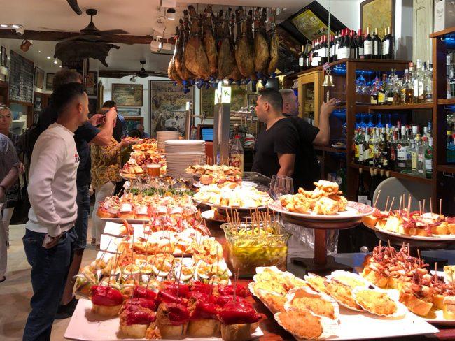「美食の街・スペインのバスクに行こうよ!」第3回:バル巡り編(サン・セバスティアン)