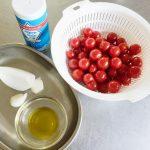 リコピン豊富なミニトマトの夏肌トラブル解消2大レシピ!