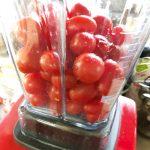 痩リコピン豊富なミニトマトの夏肌トラブル解消2大レシピ!