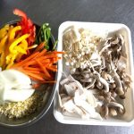 スッキリ、夏太りを解消する「野菜だけのしらたきチャプチェ」