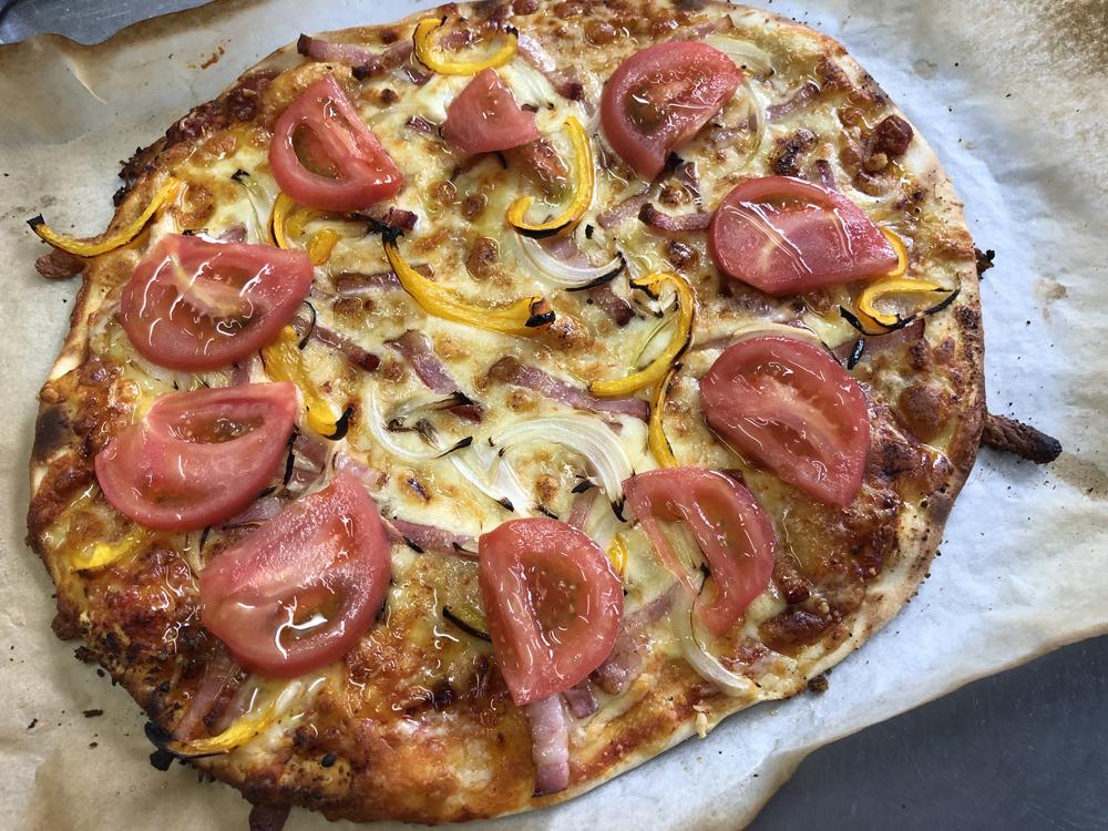 美味しいものを食べて心を豊かに。自己免疫まで高める「ナポリピザ」