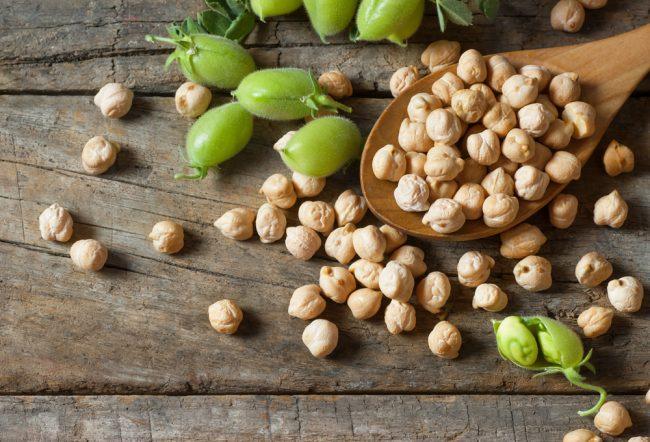 女性にうれしい栄養もたっぷり!おこもり時代の健康美活に「ひよこ豆」