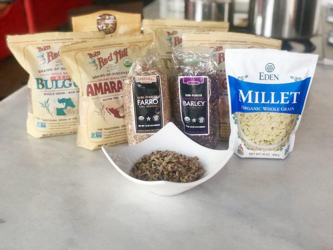 肌もお腹もスッキリのLAで人気「古代穀物(Ancient Grains)」はコレ!