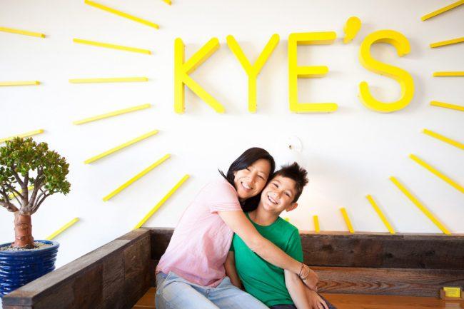 LAの注目カフェ「カイズ(Kye's )」海苔と愛に包まれたメニューを召し上がれ!