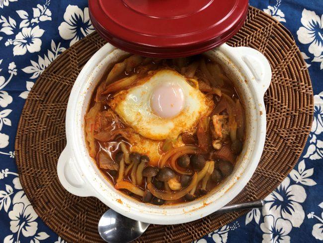 ニンニクとショウガ、唐辛子でウイルスを撃退!本格的な韓国家庭料理の味「豚肉チゲ」